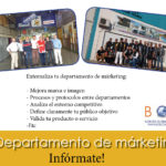 Departamento externo de Marketing