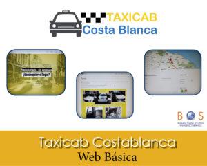 Proyecto web Taxicab Costablanca