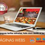 Páginas webs económicas para empresas