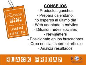 guia promociones black friday