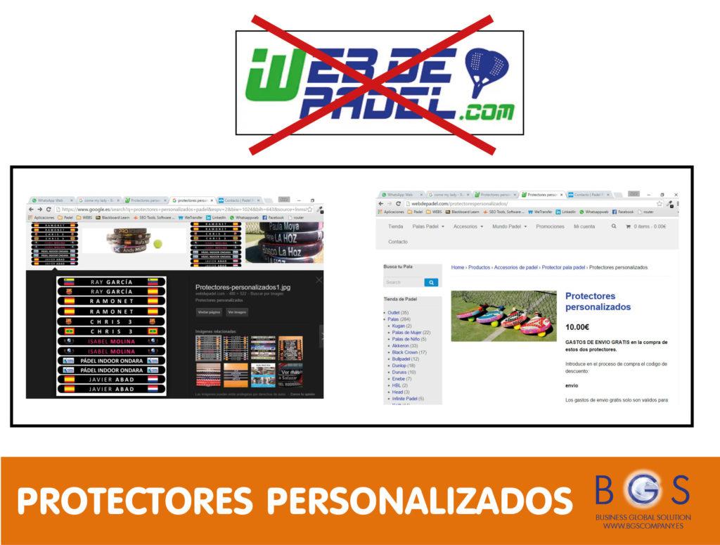 protectores personalizados palas de webdepadel 2