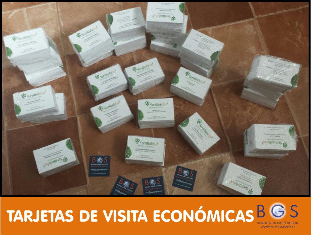 tarjetas de visita economicas