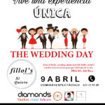 Evento The wedding day