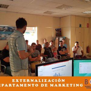 Comunicación y marketing para empresas
