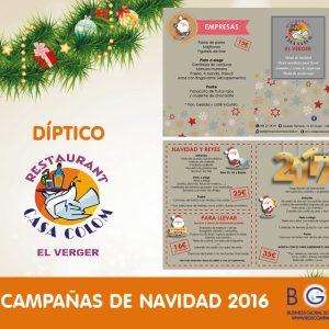 campañas de navidad
