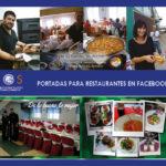 Portadas para restaurantes en facebook